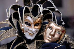Venice Carnival, Italy-Carnival masks tourism destinations