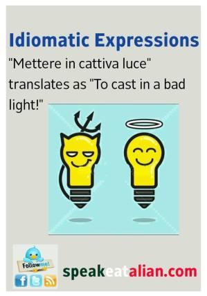 cattiva luce