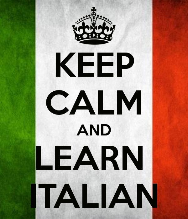 Aprender Lengua Italiana: Sustantivos